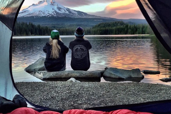 Camping in Mt Hood National Forest | Oregon's Mt Hood Territory