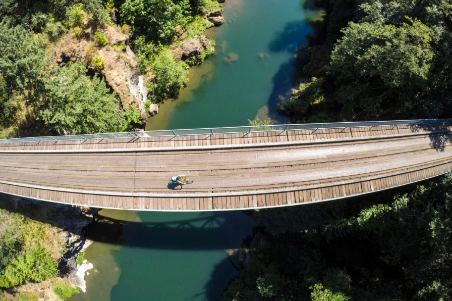 Cascading Rivers Scenic Bikeway