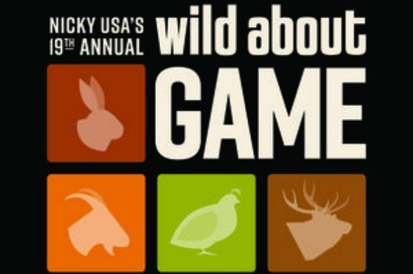 2019 Wild About Game flyer