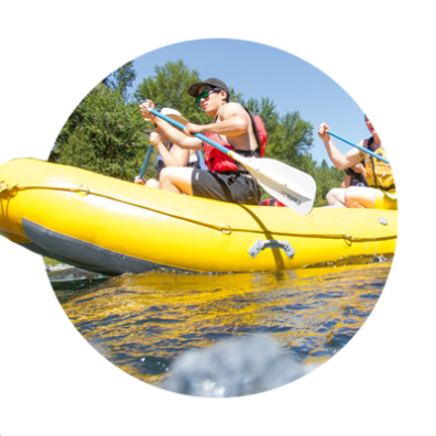 Whitewater Festival on the Upper Clackamas River