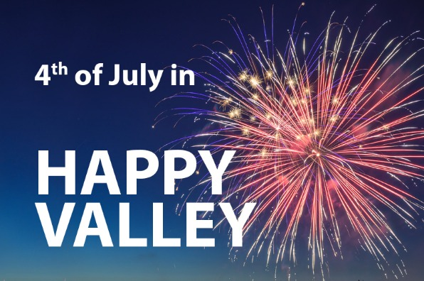 Happy Valley 4th of July Family Festival