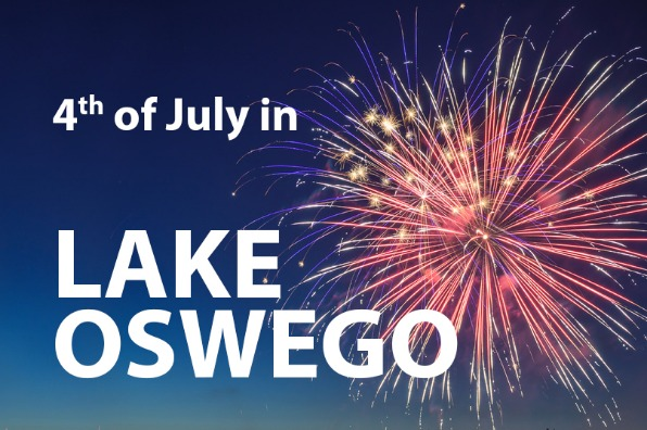 Lake Oswego Star Spangled Parade & Illumination