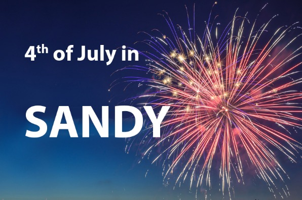 Sandy 4th of July