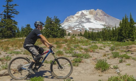 Timberline Bike Park Mt. Hood