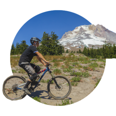 Timberline Mountain Bike Park idea circle