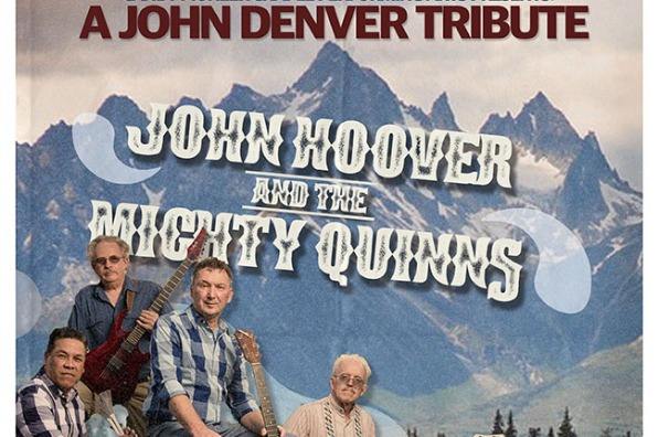 Canby Pioneer Chapel Performing Arts presents John Denver Tribute poster