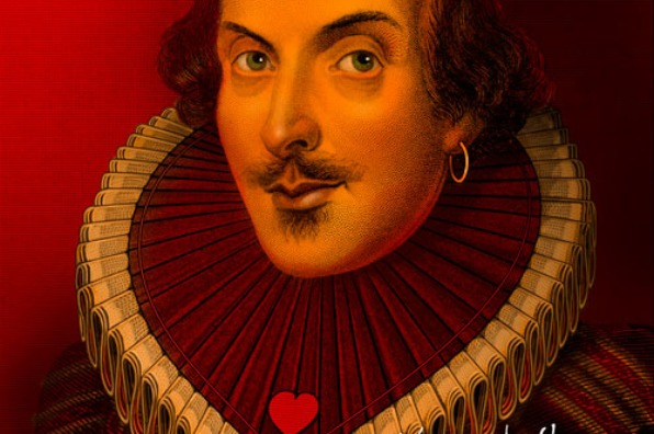 Shakespeare in Love at the Lakewood Theatre