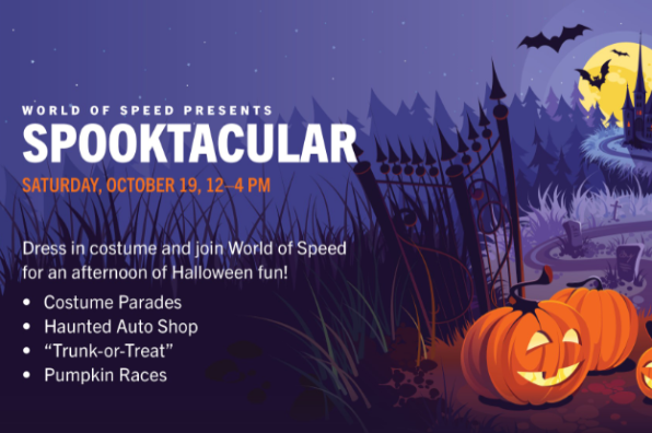 World of Speed Spooktacular