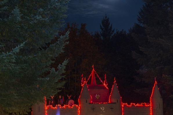 Halloween Haunted Fantasy Trail at Wenzel Farm