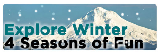 Explore Winter, Its One of the 4 Seasons of Fun