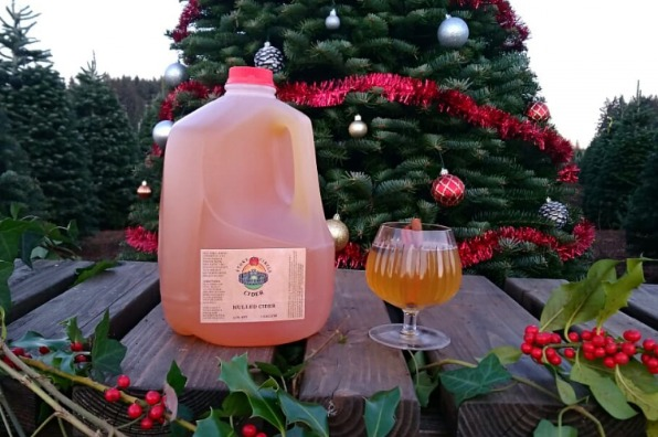 Stone Circle Cider Holiday Mulled Cider