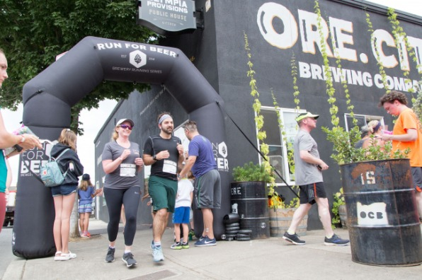 Oregon City Brewing 5K Fun Run