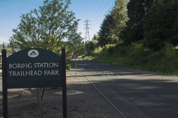 Boring Station Trailhead Park