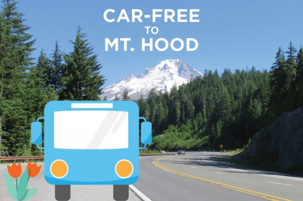 Travel Car Free To Mt Hood