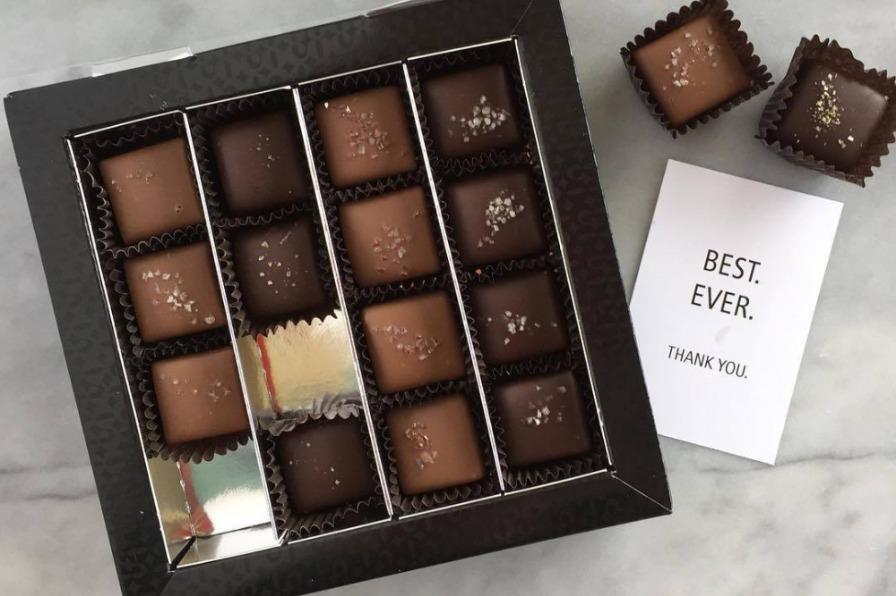 Chocolates by Bernard