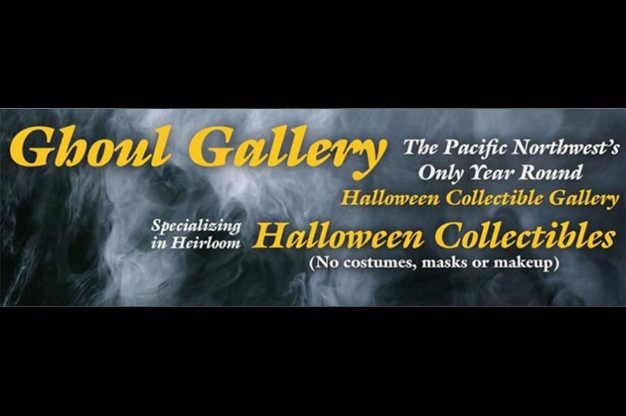 Ghoul Gallery located in downtown Oregon City