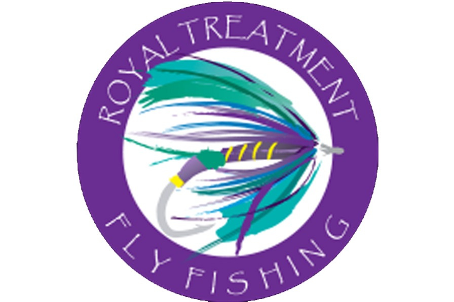 Royal Treatment Fly Fishing logo