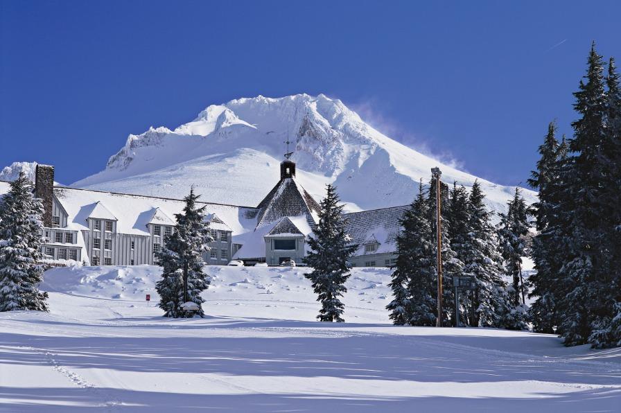 Mt Hood, Timberline Lodge