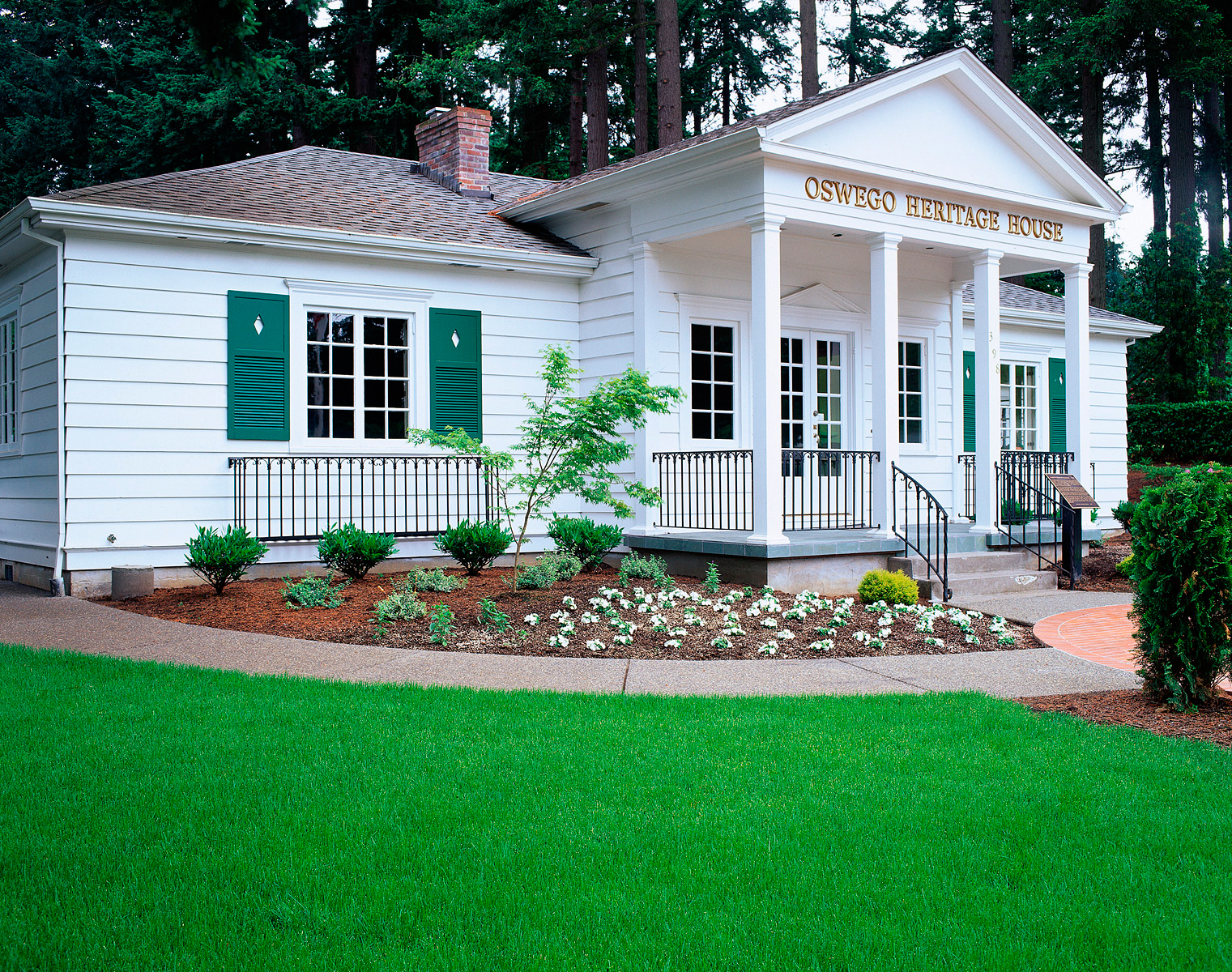 Oswego Heritage House