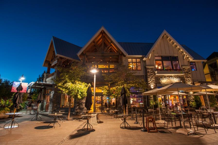 Lake View Village, shopping & dining