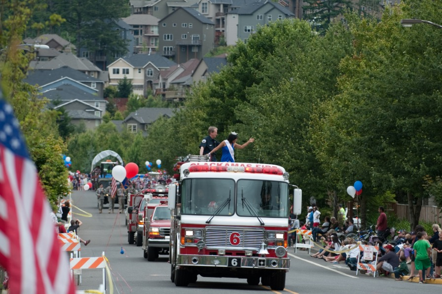 Happy Valley 4th of July Parade