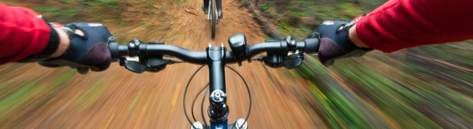 Mountain Biking Cam, point of view