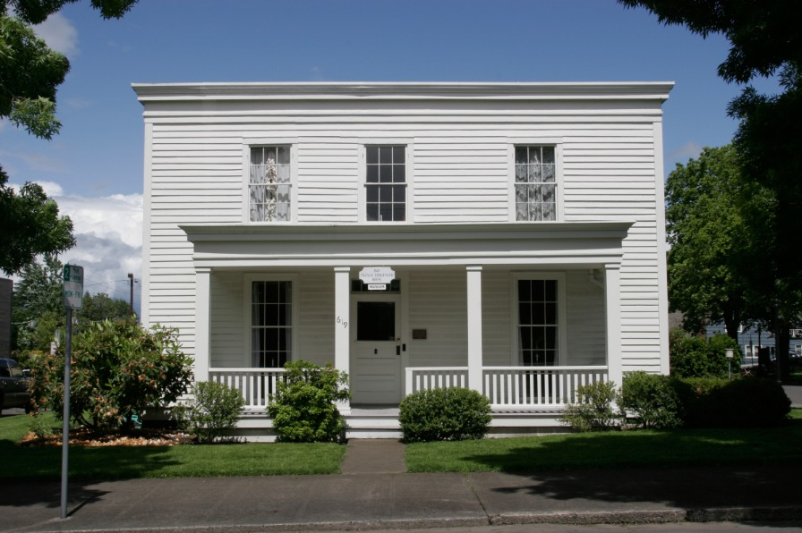 Francis Ermatinger House, Oregon City
