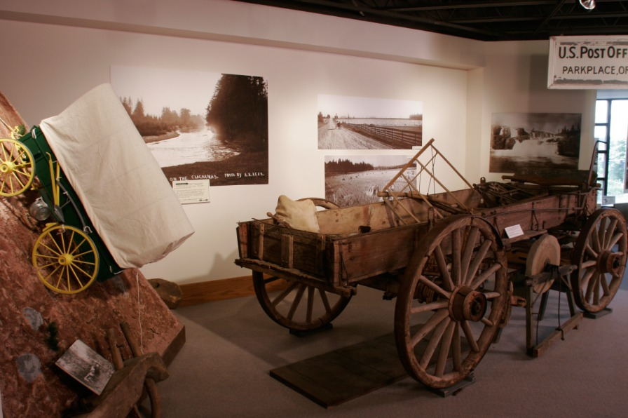 Museum of the Oregon Territory, Oregon City
