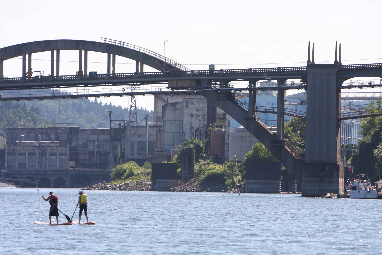 eNRG Kayaking, Paddleboarding Instructor & Student