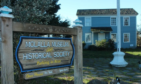 Dibble House & Molalla Museum Historical Society