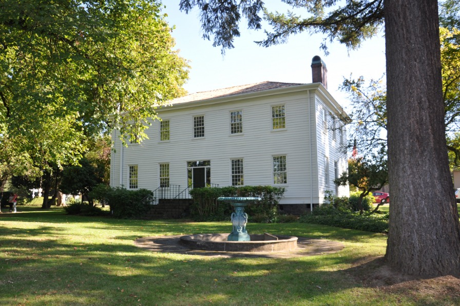 McLoughlin House and Grounds
