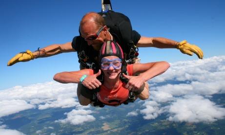 Skydive Oregon Tandem Jump