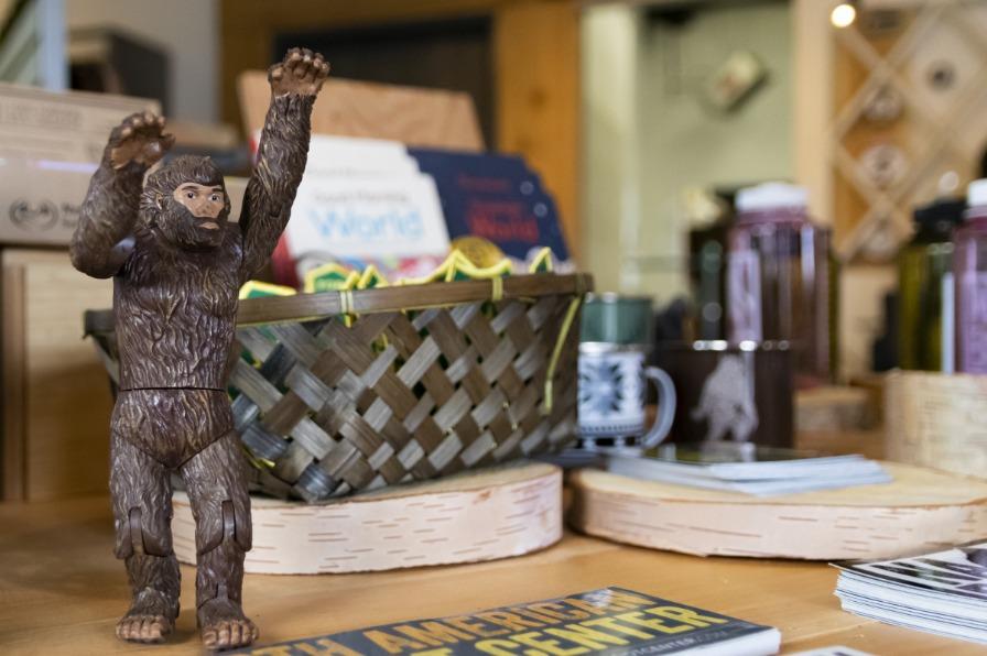 Bigfoot Merchandise