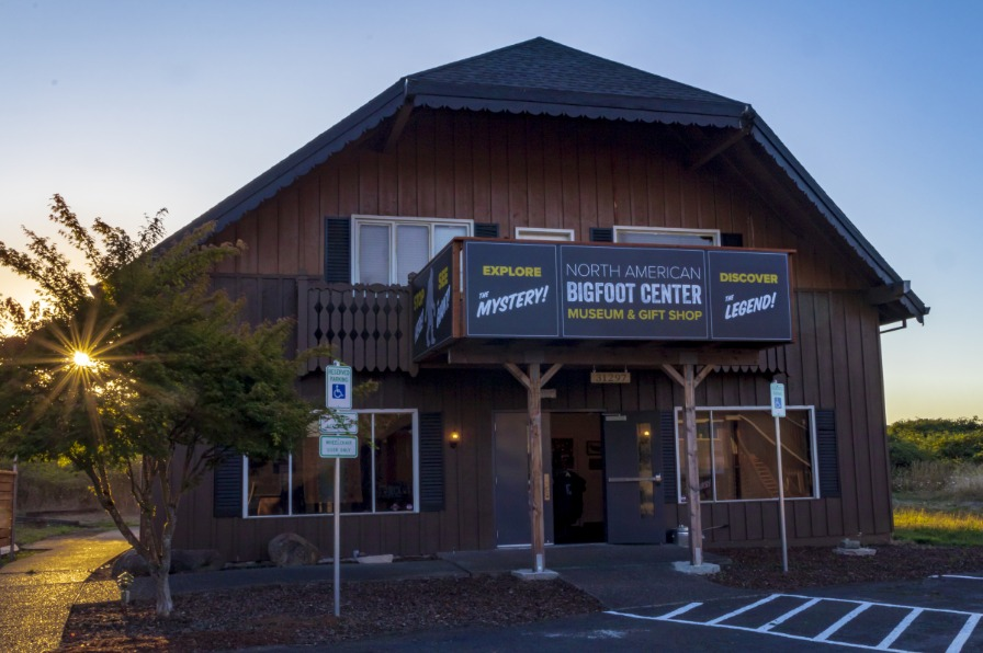 North American Bigfoot Center exterior