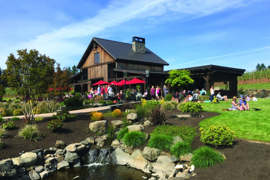 Tumwater Barrel House Mother's Day Brunch