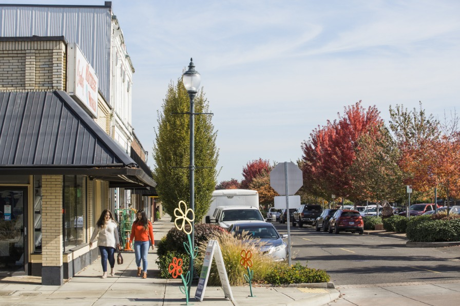 Downtown Canby