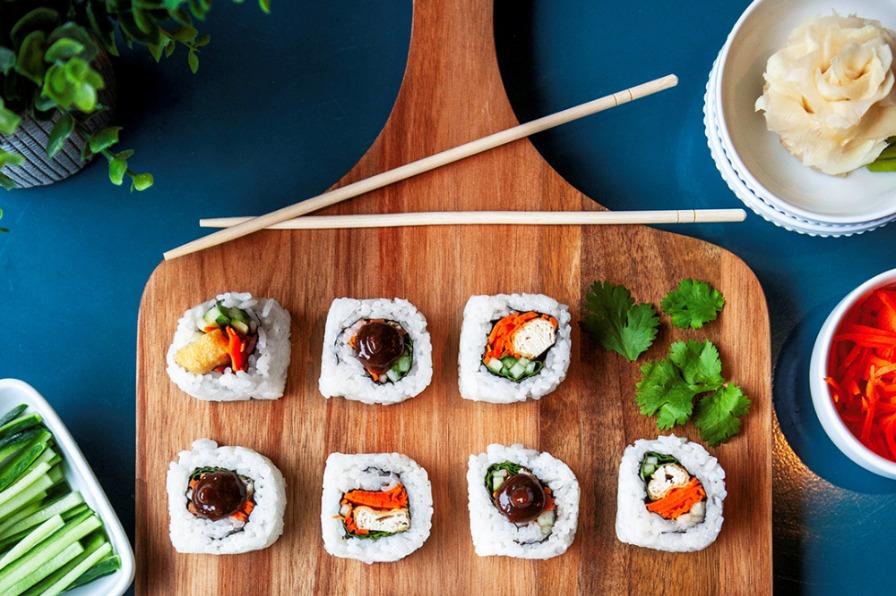 Sushi Love PDX in Oregon City
