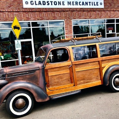 Gladstone Mercantile shopping in gladstone