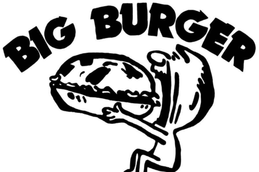 Big Burger in Molalla logo