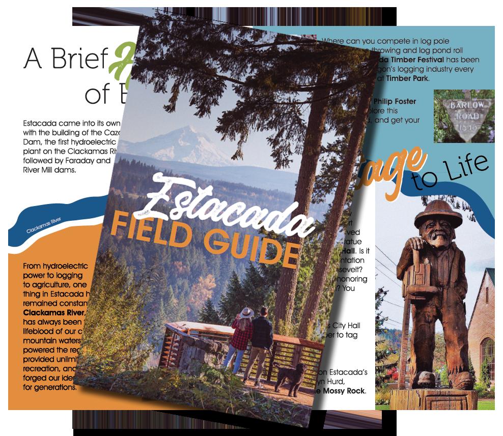 Estacada Field Guide