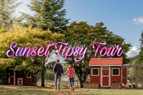 Triskelee Sunset Tipsy Tour