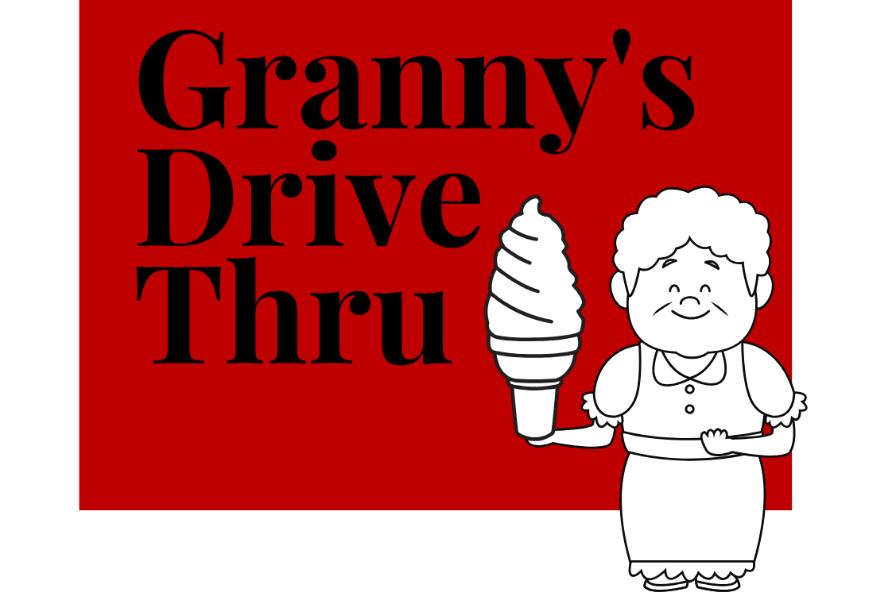 Logo for Granny's Drive Thru in Estacada