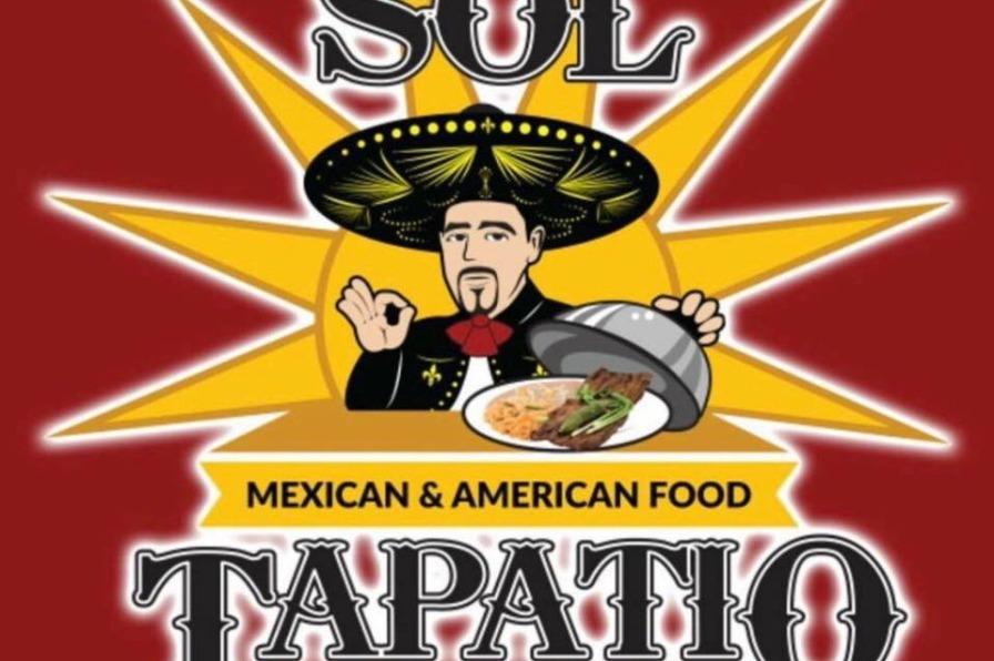 Logo for Sol Tapatio Mexican restaurant in Estacada