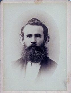 George Washington Gibson traveled the Oregon Trail