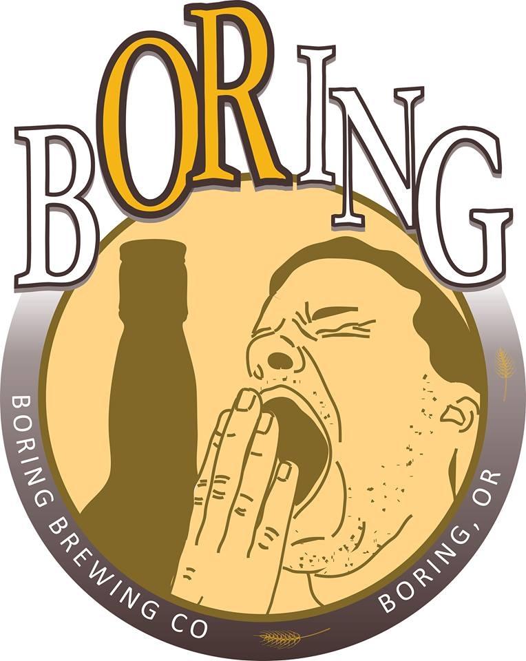 Boring Brewing logo