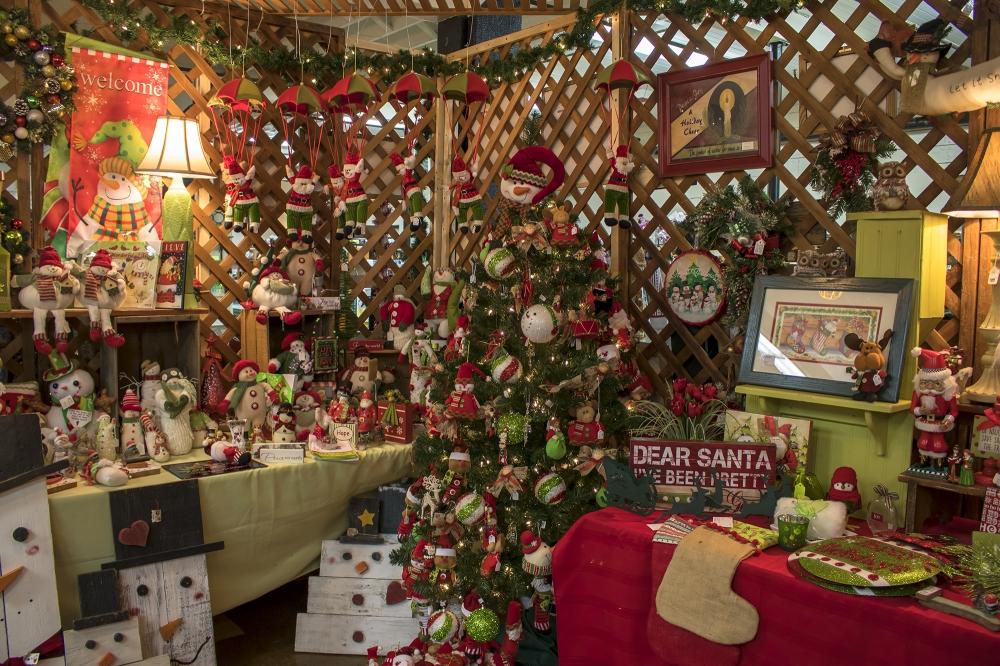 country christmas bazaar - A Country Christmas