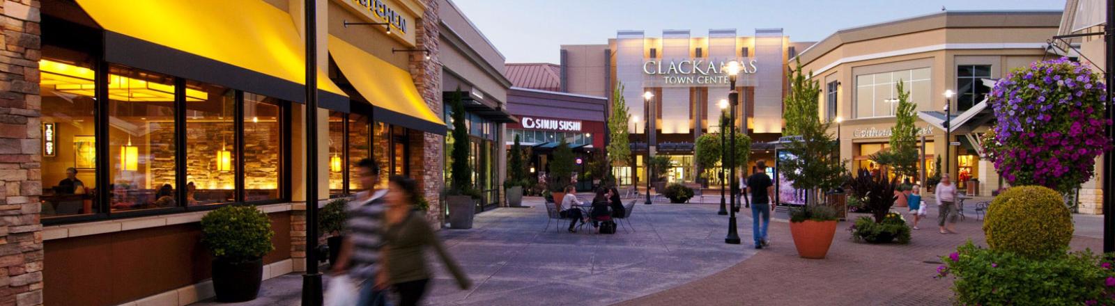 Clackamas Town Center, shopping, mall