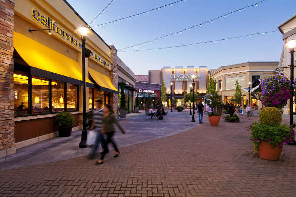 Clackamas Town Center, shopping, mall