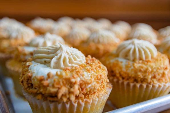 Gluten-free cupcakes from Kyras Bakeshop in Lake Oswego