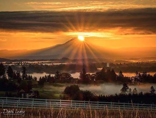 West Linn Sunrise